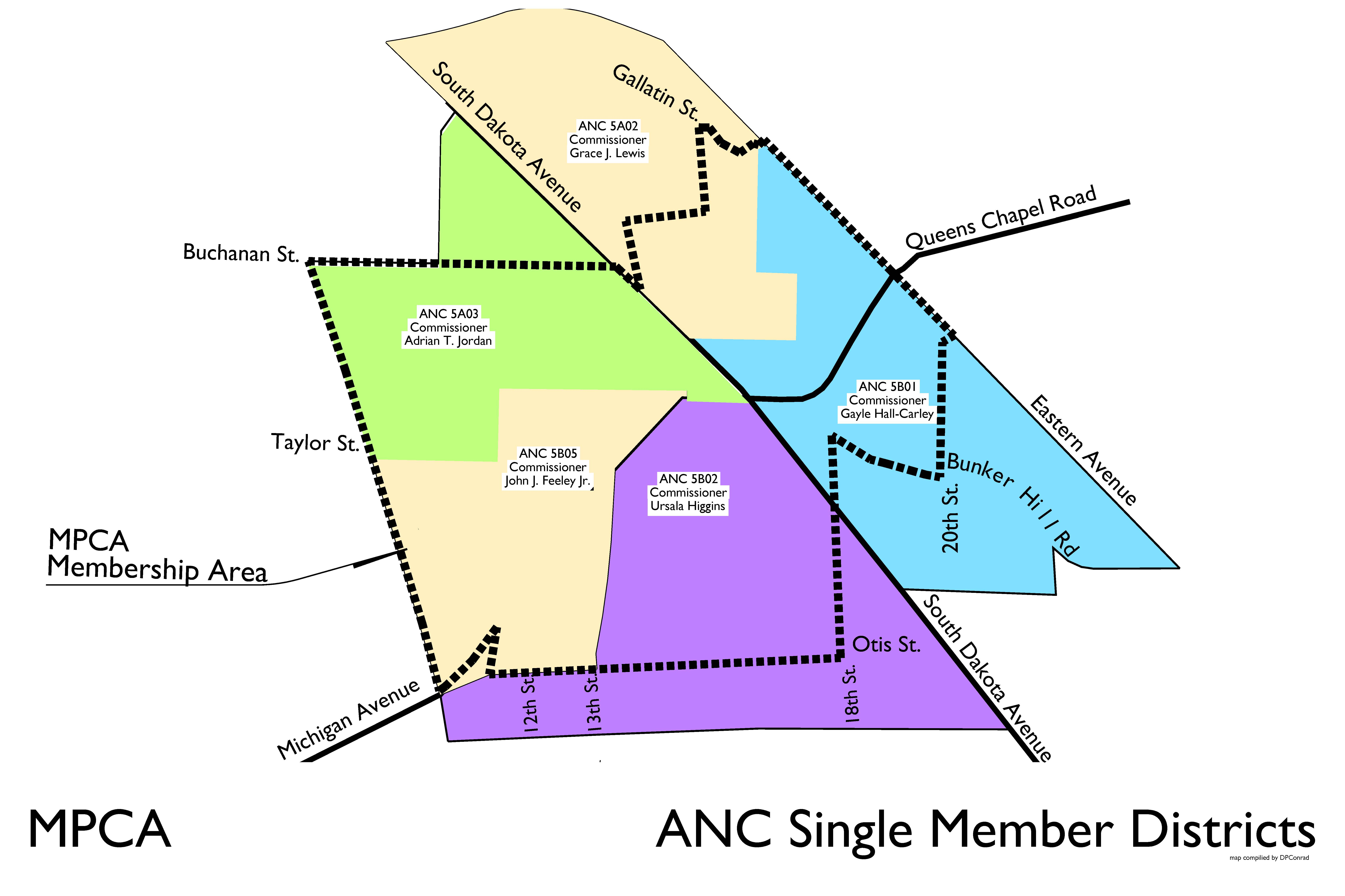 MPCA ANC-SMD