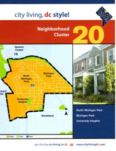Neighborhood Cluster 20